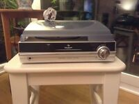 Au a TBA-298 Turntable with built in speakers