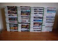 Xbox 360 Games - 5 for £10