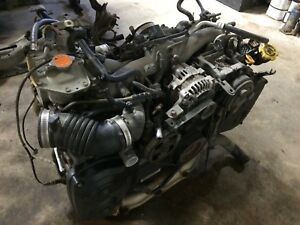 Full subaru. ej205 engine part out