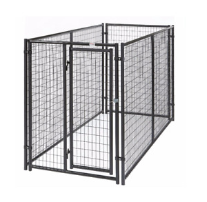 Behlen Country Club Series 5 x 10 Dog Kennel