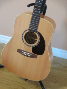 Canadian  Guitar Acoustic/electric