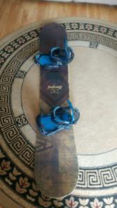 Snowboard bundle killer deal