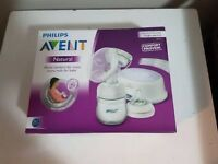 Philips Avent Electric Breast Pump (NEW)