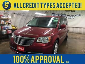 2014 Chrysler Town and Country TOURING*GARMIN NAVIGATION*BACK UP