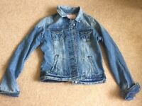 New Look Denim Jacket Size 12 Dropped to £3