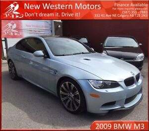 2009 BMW M3 SMG 1 YEAR WARRANTY! NO ACCIDENT! VERY LOW KM!