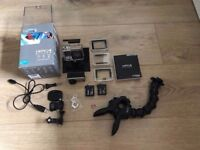 GoPro 4 Hero Silver plus extras