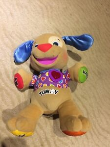 Fisher-Price Laugh & Learn Puppy