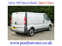 2014 (14) VAUXHALL VIVARO 2900 SWB LOW ROOF PANEL VAN 115BHP, Medium