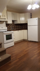 2 Bedroom Apartment in Triplex - $900 + Utilities