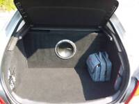 Vauxhall Insignia Custom Subwoofer and Amp