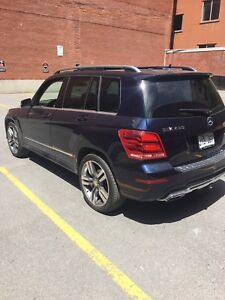 Mercedes GLK 250 Bluetech 2015