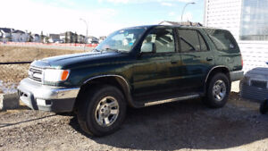 WANTED - 5 speed 2000 Toyota 4Runner SR5 SUV