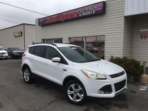 2015 Ford Escape SE LOW KMS LEATHER