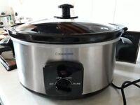 Slow Cooker -Cookworks