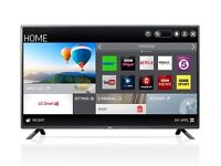 Lg 50 inch smart TV great condition