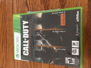 Black ops 1 & 2 & 3 multiplayer only