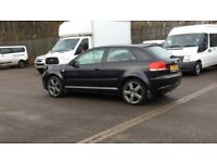 A3 tdi. 12 Months M.O.T. 2004 (53 plate). Cruise control. Lots of history