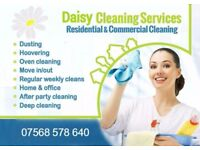 Professional and reliable cleaning service