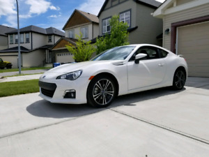 2015 Subaru BRZ in mint condition