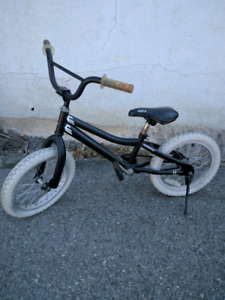 "Raleigh 16"" kids bike"