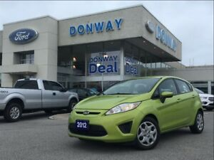 2012 Ford Fiesta SE | LOW KM'S|$0 DOWN AND $75 BI-WEEKLY!!OAC