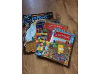Bart Simpsons Collectors Comics