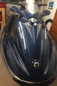 2010 GTI 130 Seadoo, trailer & travel tarp included