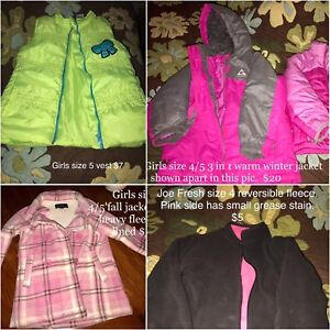Girls clothing  - all fit like size 5