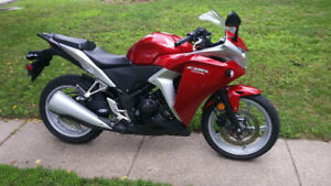 Great condition 2012 Honda CBR250