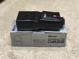 Nissin Di622 Speedlite - Nikon Mount