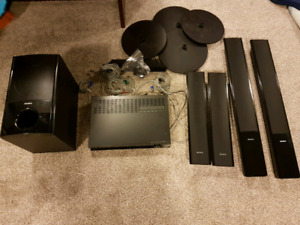 Sony 5.1 1000w Home Theatre surround System