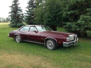 1976 Oldsmobile Cutlass Chrome Other