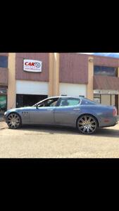 2006 Maserati Quattroporte Executive GT Sedan