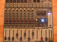 Behringer XENYX 1222fx Mixing Desk