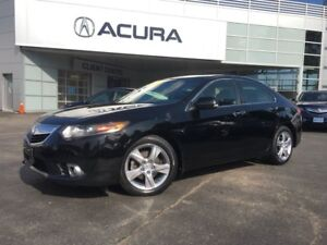 2012 Acura TSX PREMIUM | FWD | LEATHER | SUNROOF | HTDSEATS |