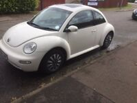 Volkswagen Beetle for spares or repairs