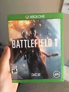 Battlefield One for Xbox One