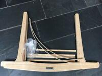 Clair de Lune Moses Basket Rocker Stand (2 available)