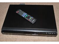 Panasonic DMR-EZ28 DVD Recorder HDMI built-in freeview, with remote control & cables