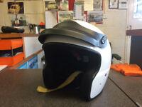 2014 Headtec Open Face Helmet