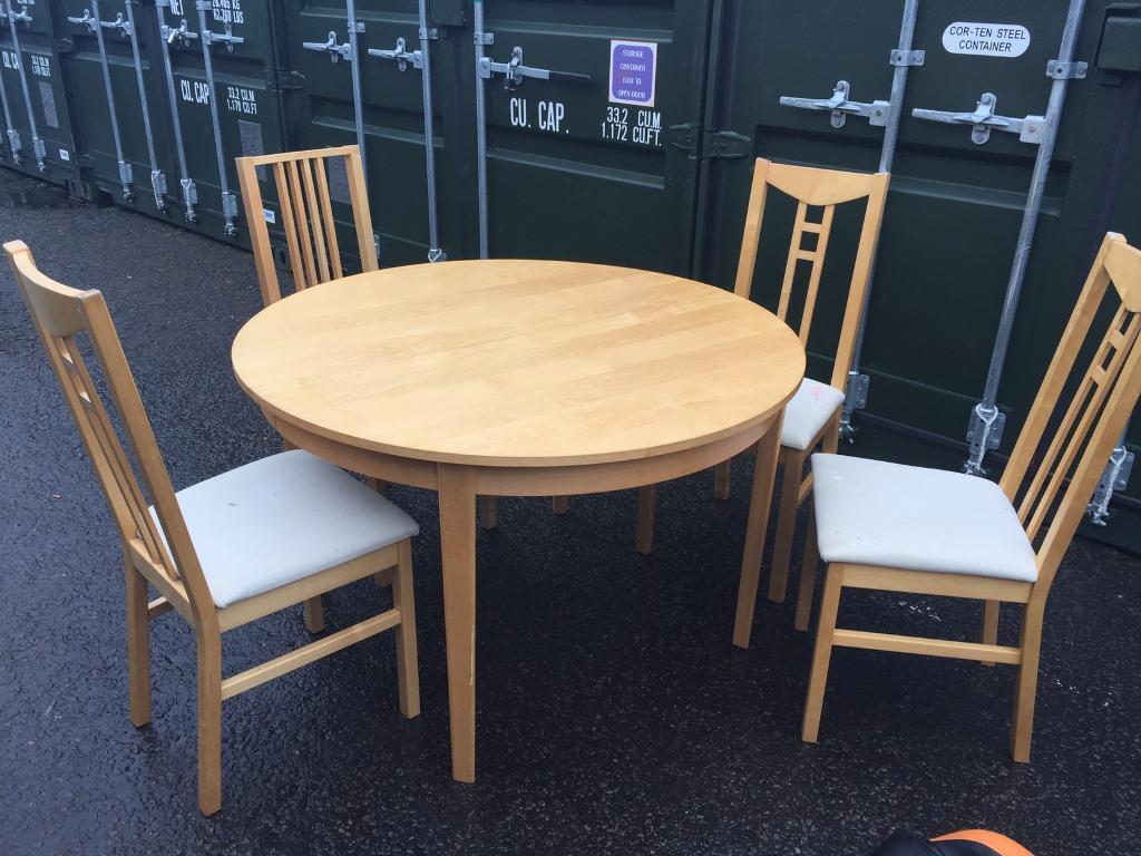 Dining Table Chairs Can Deliver Motherwell North Lanarkshire