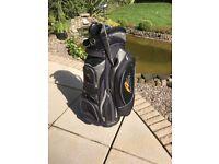 PowaKaddy Black Golf Bag
