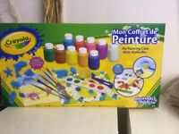 Kids painting case