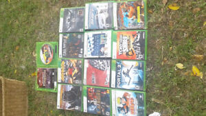 28 Xbox 360 games for 100$