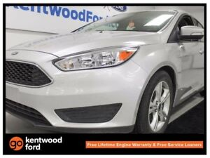 2015 Ford Focus SE withback up cam, might not have much but it's