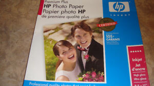 HP Invent full size photo paper