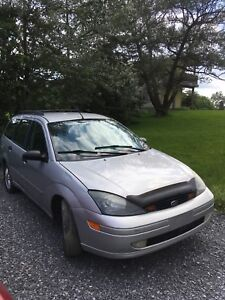 2003 Ford Focus SE Wagon Automatic