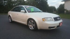 AUDI A6 4.2 QUATTRO *** FULLY LOADED *** CERTIFIED $4995