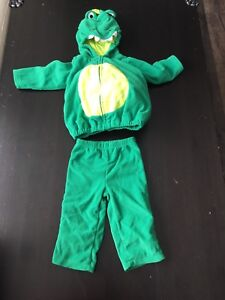 Carter's 12 month Dragon Costume